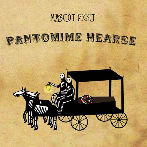 Mascot Fight Pantomime Hearse
