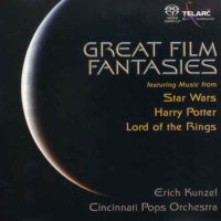 Great Film Fantasies (Hybrid SACD]