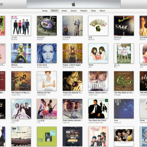iTunes 11 Apple